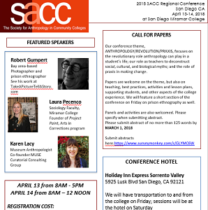 San Diego Regional Conference, April 13-14