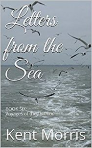 Letter's By the Sea book cover